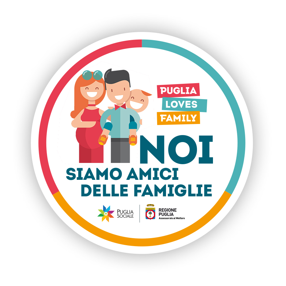 logo Puglia Loves Family